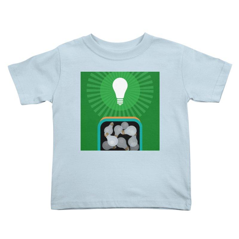 musing. Kids Toddler T-Shirt by pictrola graphics