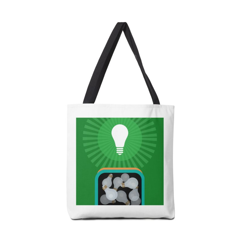 musing. Accessories Tote Bag Bag by pictrola graphics