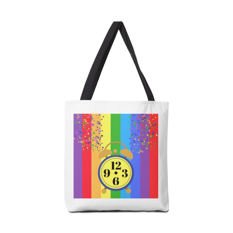 party all the time. Accessories Tote Bag Bag by pictrola graphics