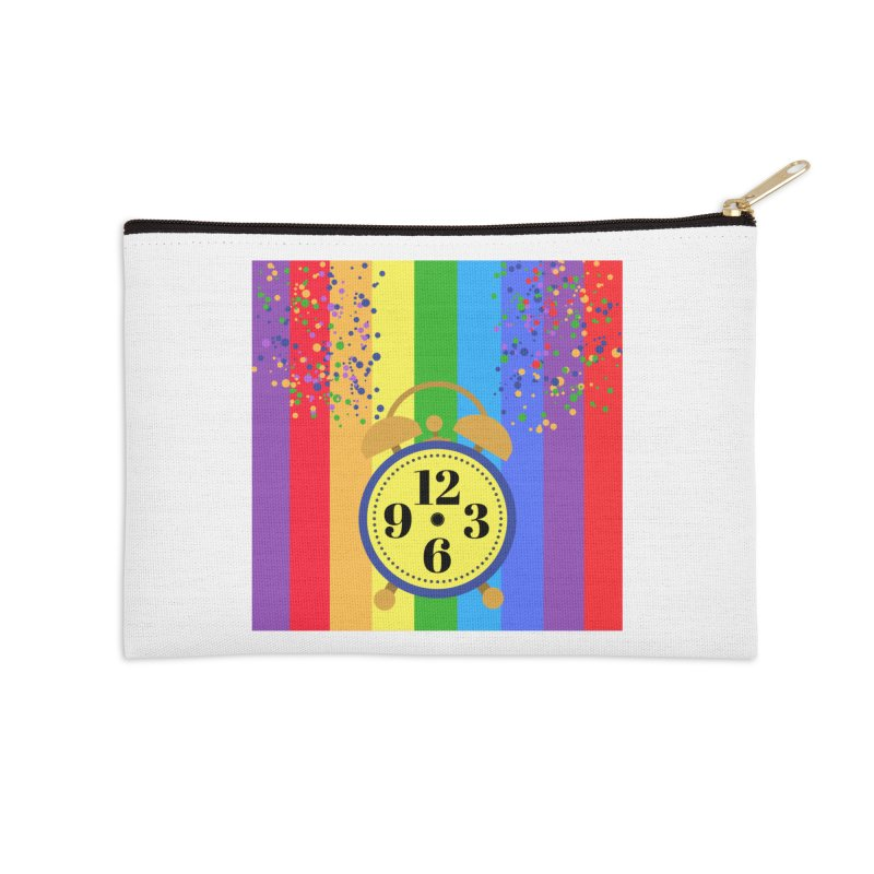party all the time. Accessories Zip Pouch by pictrola graphics