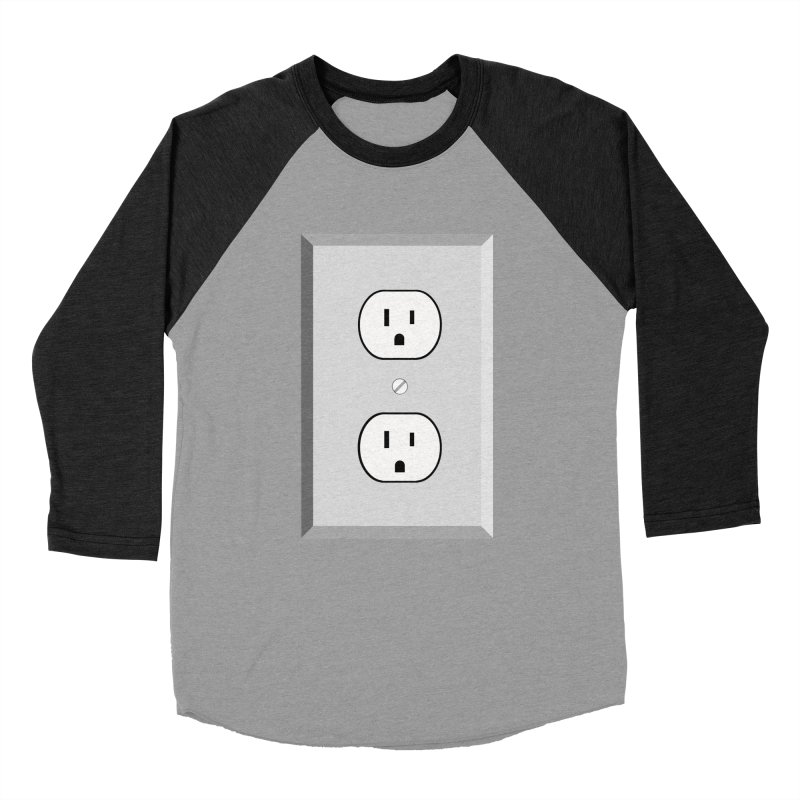 let me out. Women's Baseball Triblend Longsleeve T-Shirt by pictrola graphics