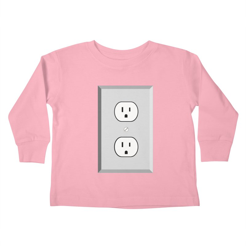 let me out. Kids Toddler Longsleeve T-Shirt by pictrola graphics