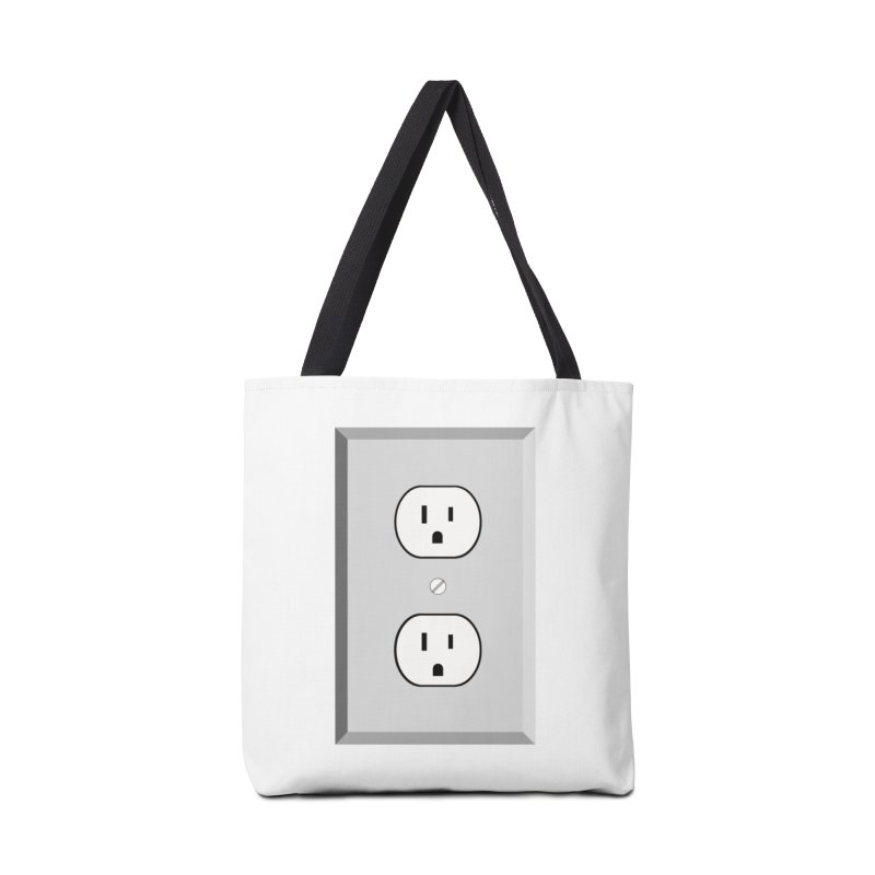 let me out. Accessories Tote Bag Bag by pictrola graphics