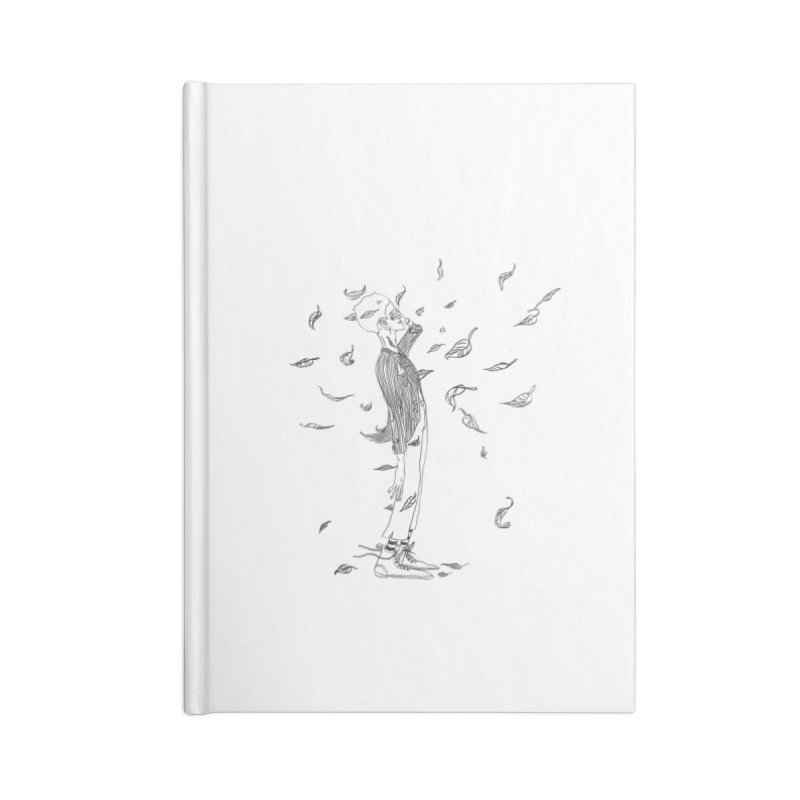 Easy breezy Accessories Notebook by pieceofka's Artist Shop