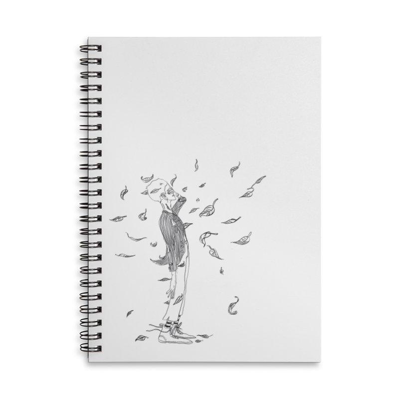 Easy breezy Accessories Notebook by pieceofka's Artist Shop