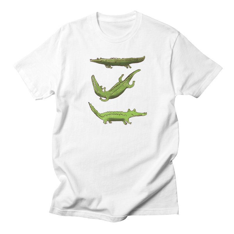 What's up Croc? Men's T-Shirt by pieceofka's Artist Shop