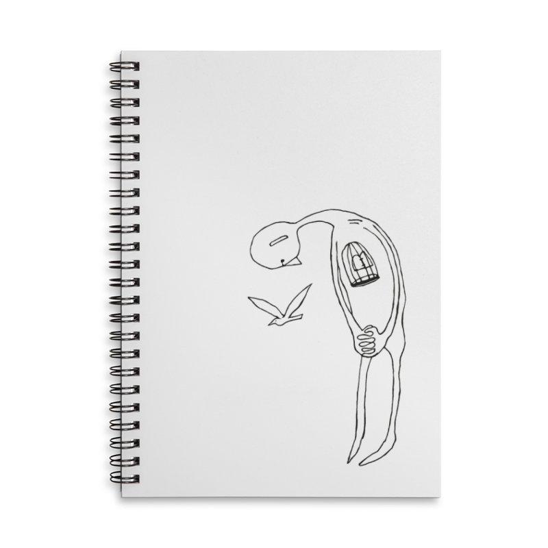 Freedom Accessories Notebook by pieceofka's Artist Shop