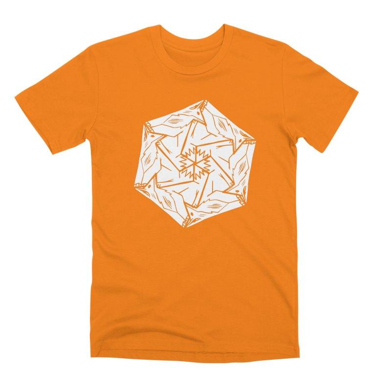 Lots of Fox Men's T-Shirt by pieceofka's Artist Shop