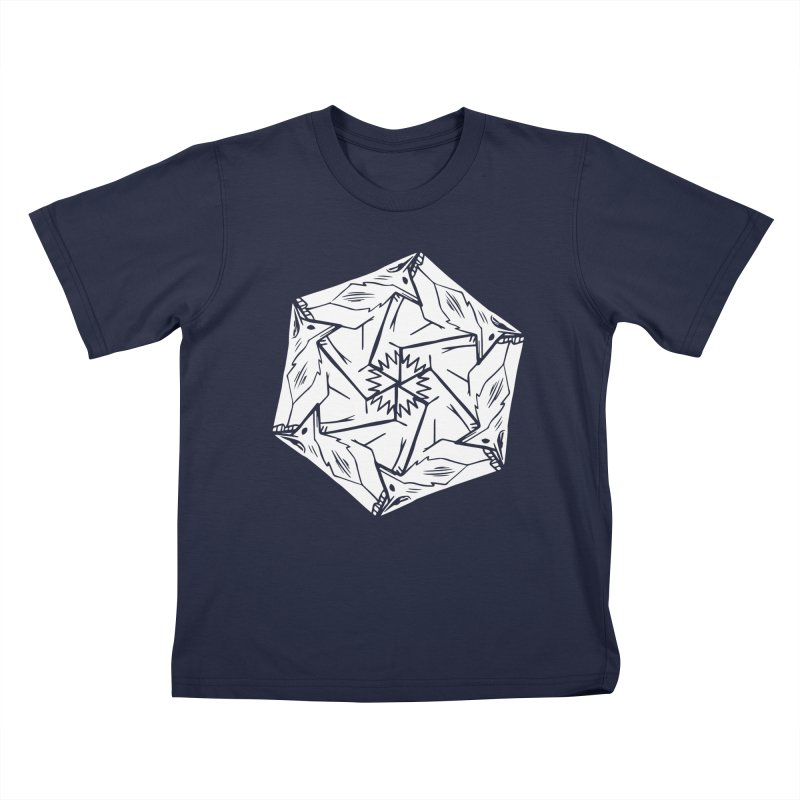 Lots of Fox Kids T-Shirt by pieceofka's Artist Shop