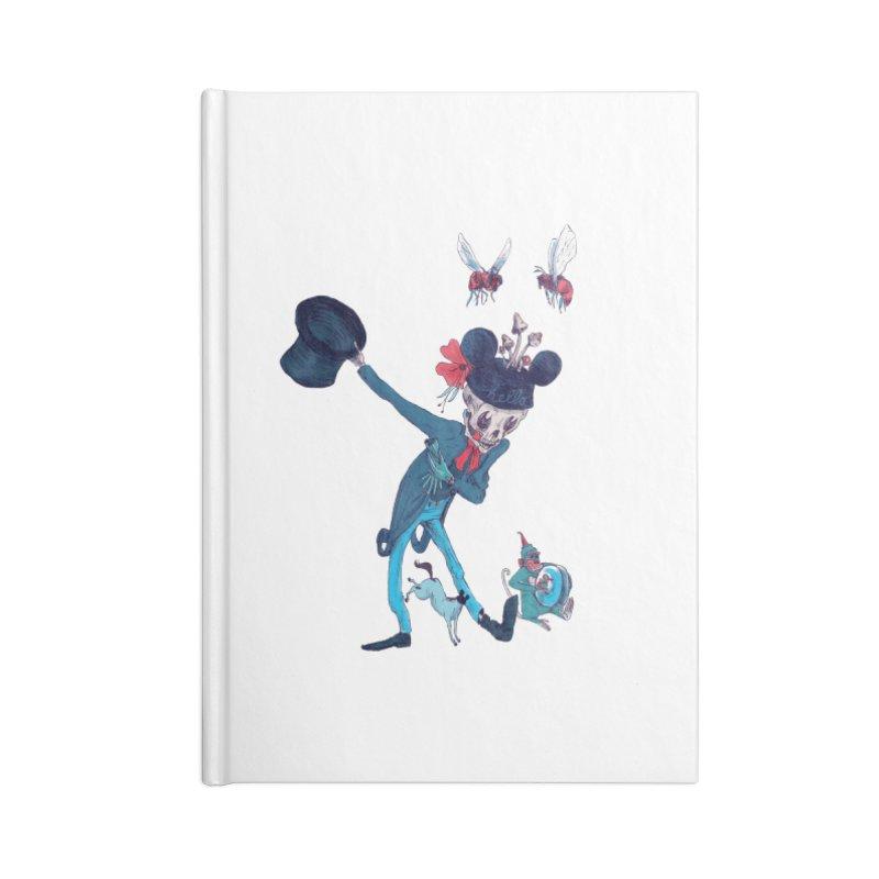 Hello Accessories Notebook by pieceofka's Artist Shop