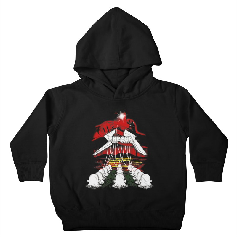 Master Of Snapchat Kids Toddler Pullover Hoody by pierrebarbeyto's Artist Shop
