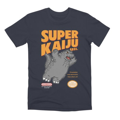 image for Super Kaiju Bros.