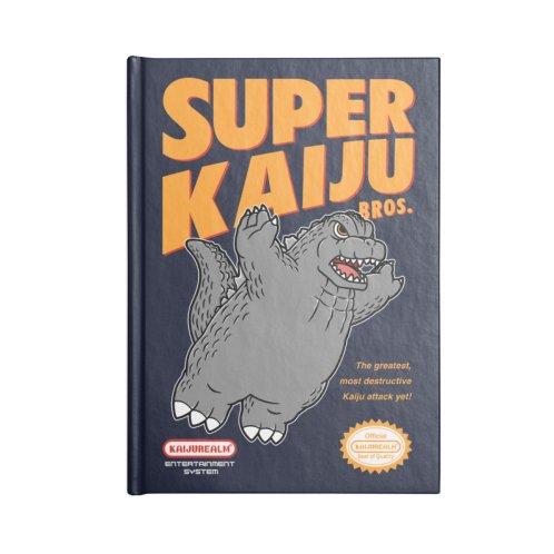 image for Super Kaiju Bros.
