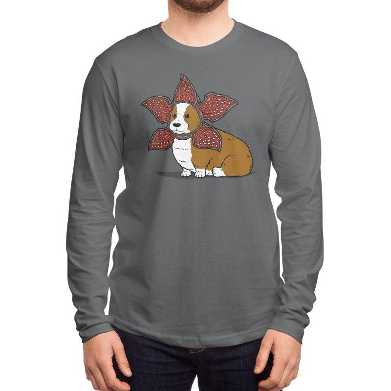 Democorgi Men's Longsleeve T-Shirt by Pigboom's Artist Shop