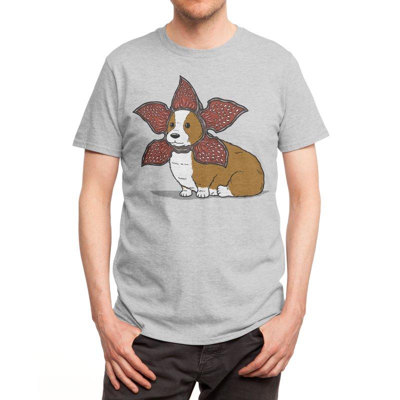 Democorgi Men's T-Shirt by Pigboom's Artist Shop