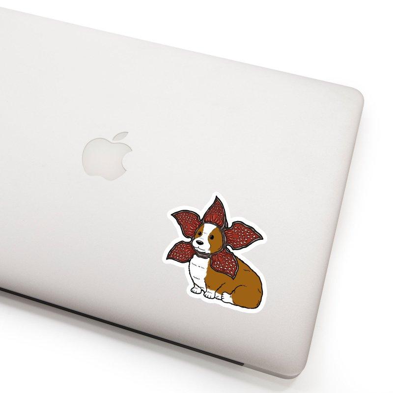 Democorgi Accessories Sticker by Pigboom's Artist Shop