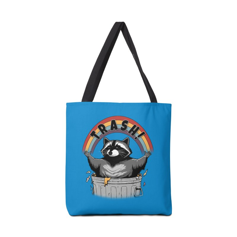 As long as we have Trash! Accessories Bag by Pigboom's Artist Shop