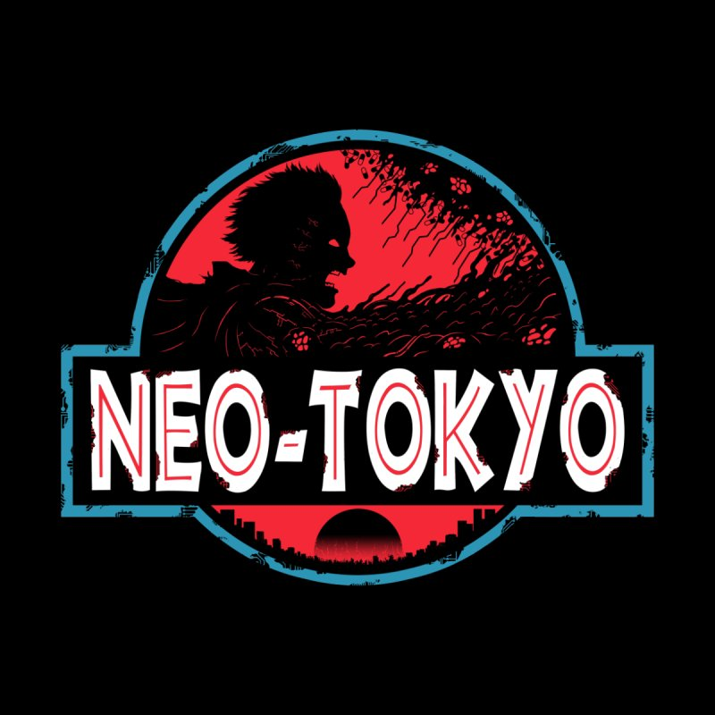Neo-Tokyo Park None  by Pigboom's Artist Shop
