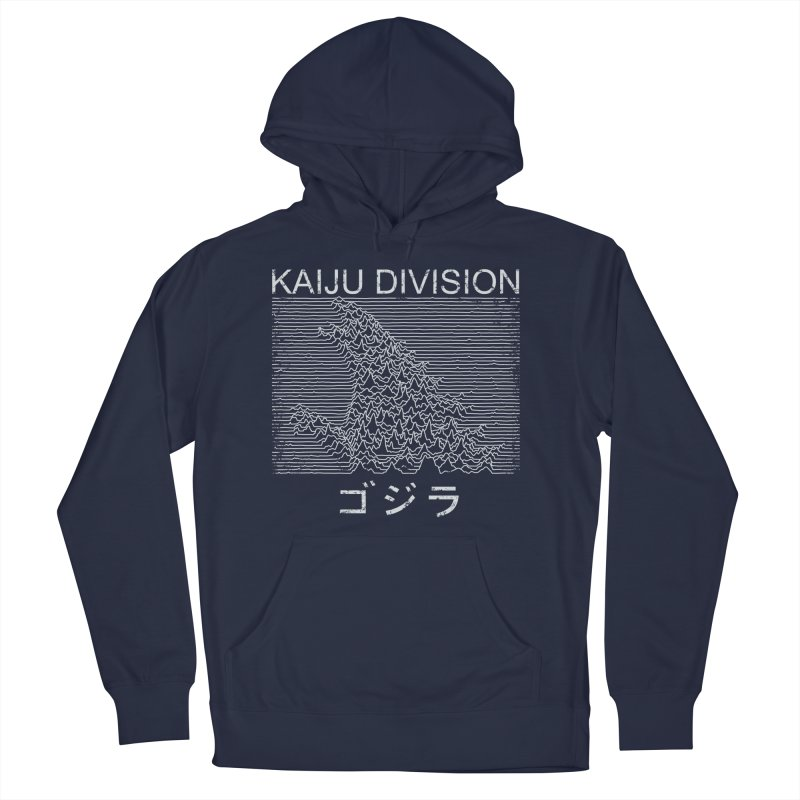 Kaiju Division Men's Pullover Hoody by Pigboom's Artist Shop
