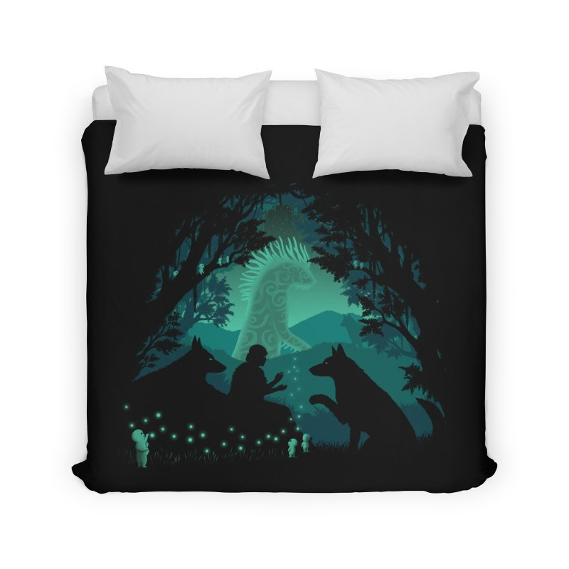Forest Dwellers   by Pigboom's Artist Shop