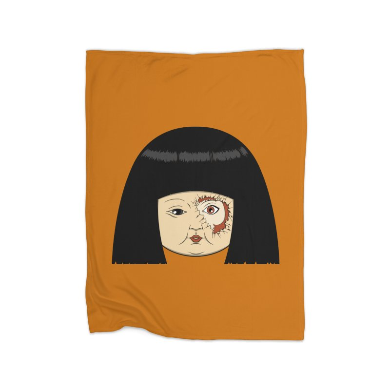 Trapped Inside a Dream Home Fleece Blanket by Pigboom's Artist Shop