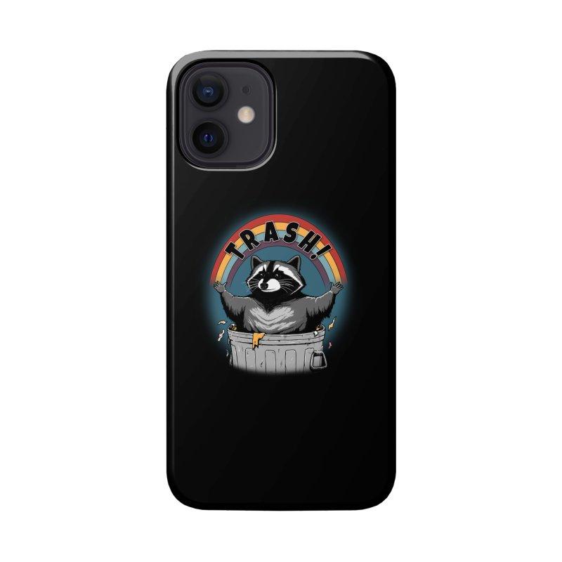 Trash! - Black Version Accessories Phone Case by Pigboom's Artist Shop