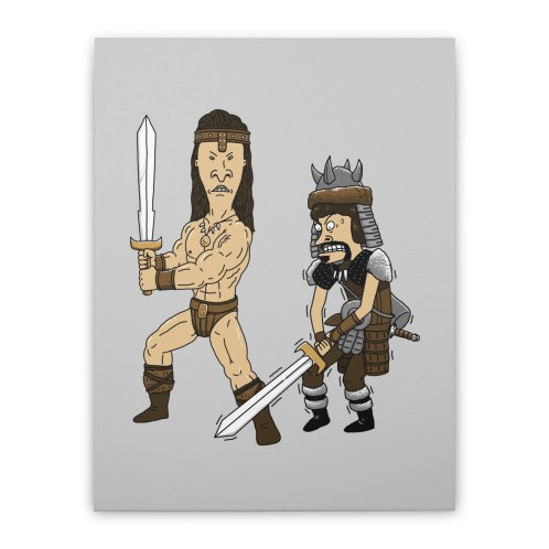 image for The Barbarian and the Thief