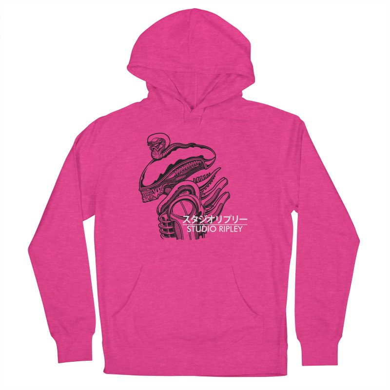 Studio Ripley Men's Pullover Hoody by Pigboom's Artist Shop