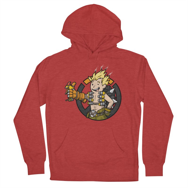 Junk Boy Men's Pullover Hoody by Pigboom's Artist Shop