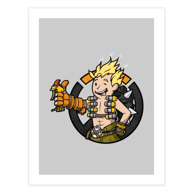Junk Boy   by Pigboom's Artist Shop