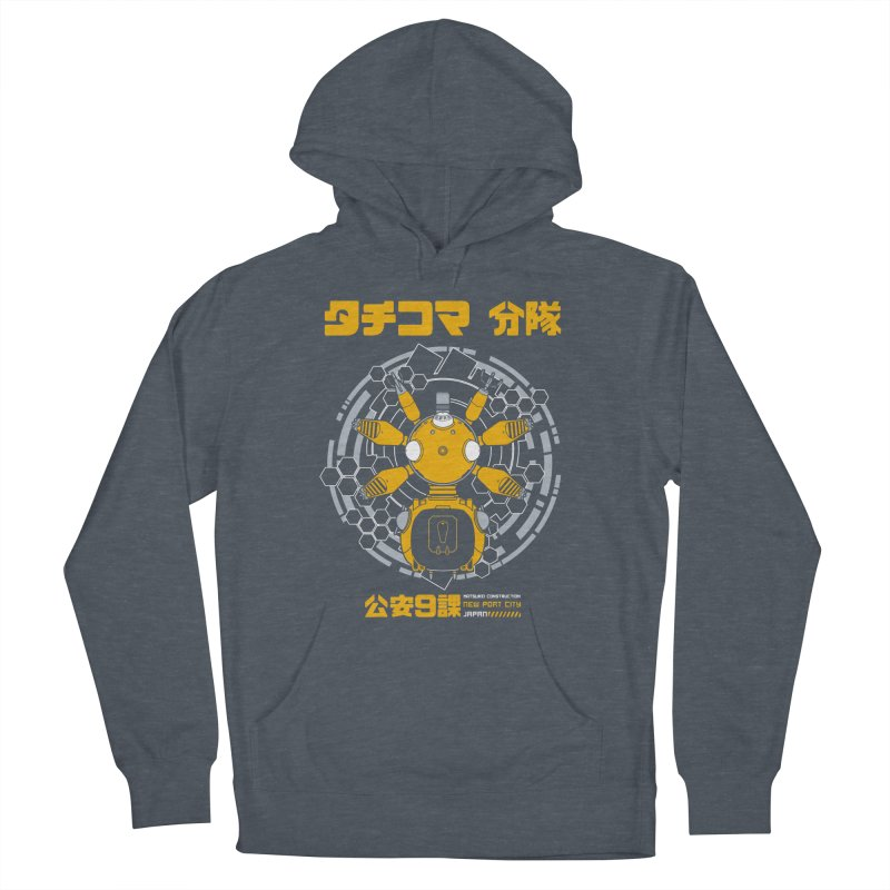 Tachi-Yellow Squad Women's Pullover Hoody by Pigboom's Artist Shop