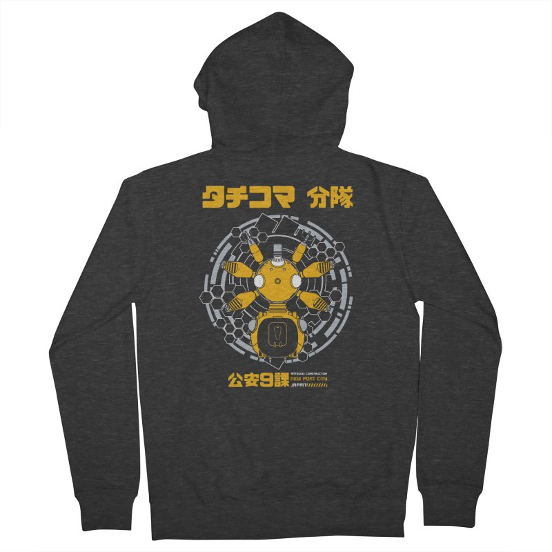 Tachi-Yellow Squad Women's Zip-Up Hoody by Pigboom's Artist Shop