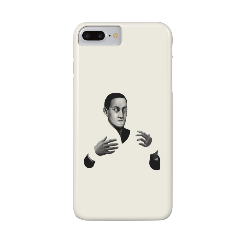 The Monster Accessories Phone Case by Pigboom's Artist Shop