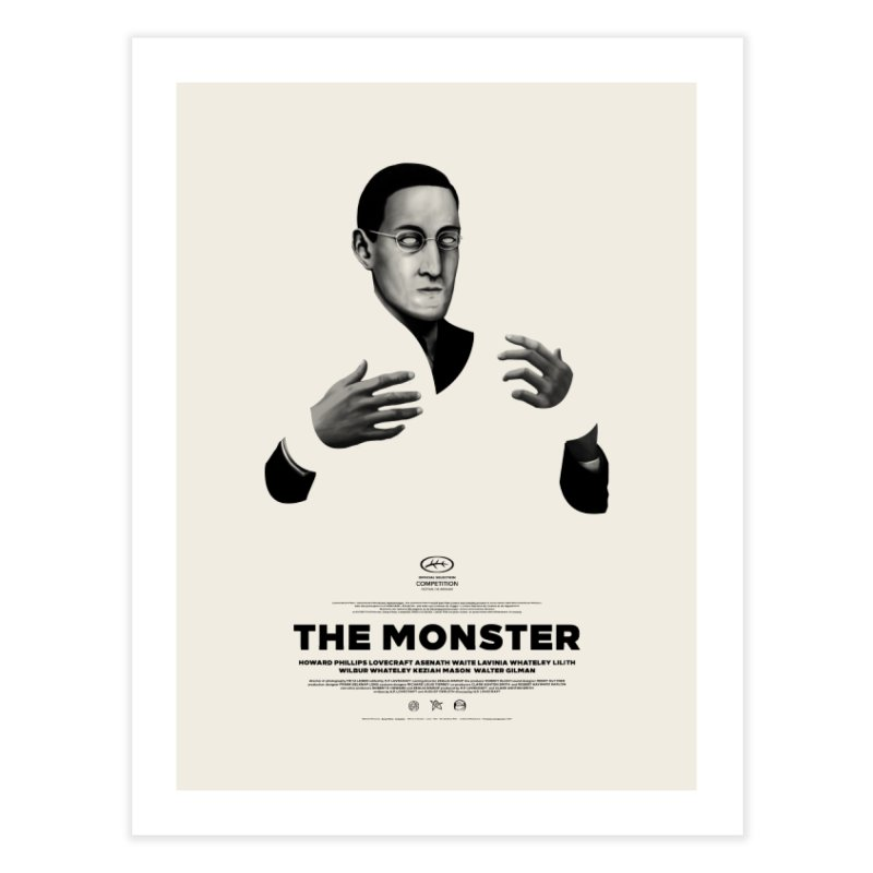 The Monster   by Pigboom's Artist Shop