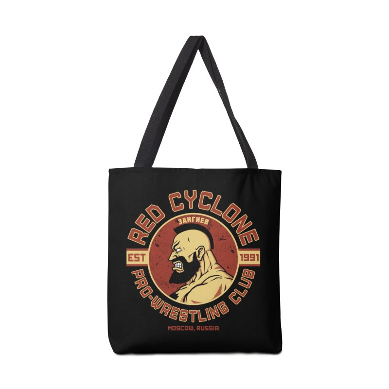 Pro-Wrestling Club Accessories Bag by Pigboom's Artist Shop