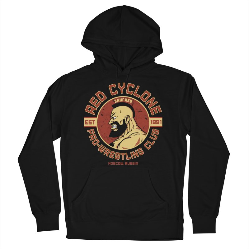 Pro-Wrestling Club Men's Pullover Hoody by Pigboom's Artist Shop