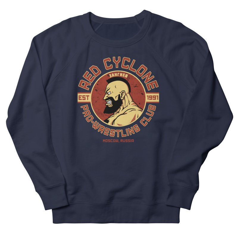 Pro-Wrestling Club Women's Sweatshirt by Pigboom's Artist Shop