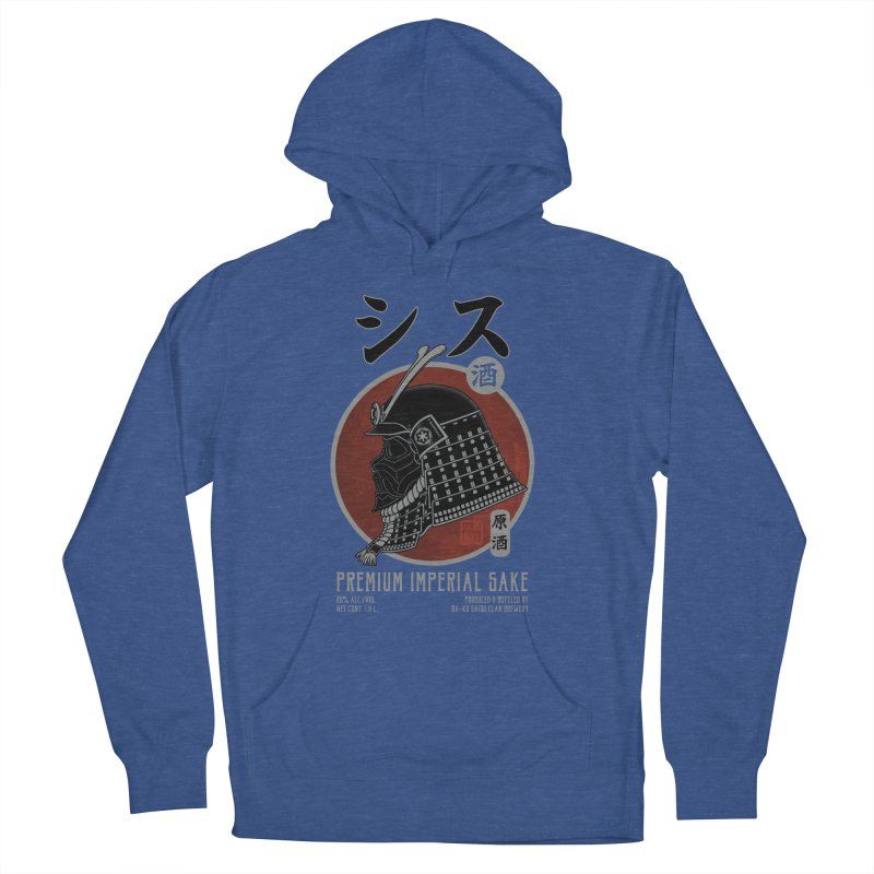 Premium Imperial Sake Women's Pullover Hoody by Pigboom's Artist Shop