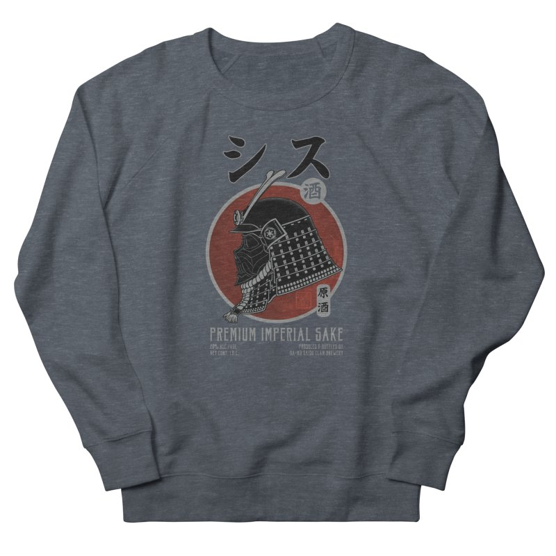 Premium Imperial Sake Women's Sweatshirt by Pigboom's Artist Shop