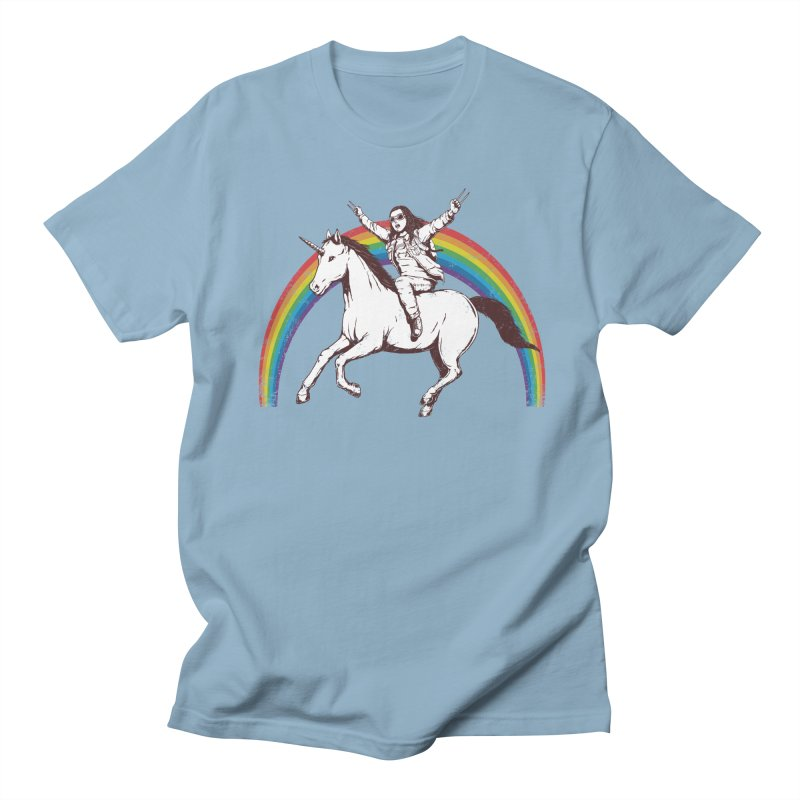 X-treme Unicorn Ride Women's Unisex T-Shirt by Pigboom's Artist Shop