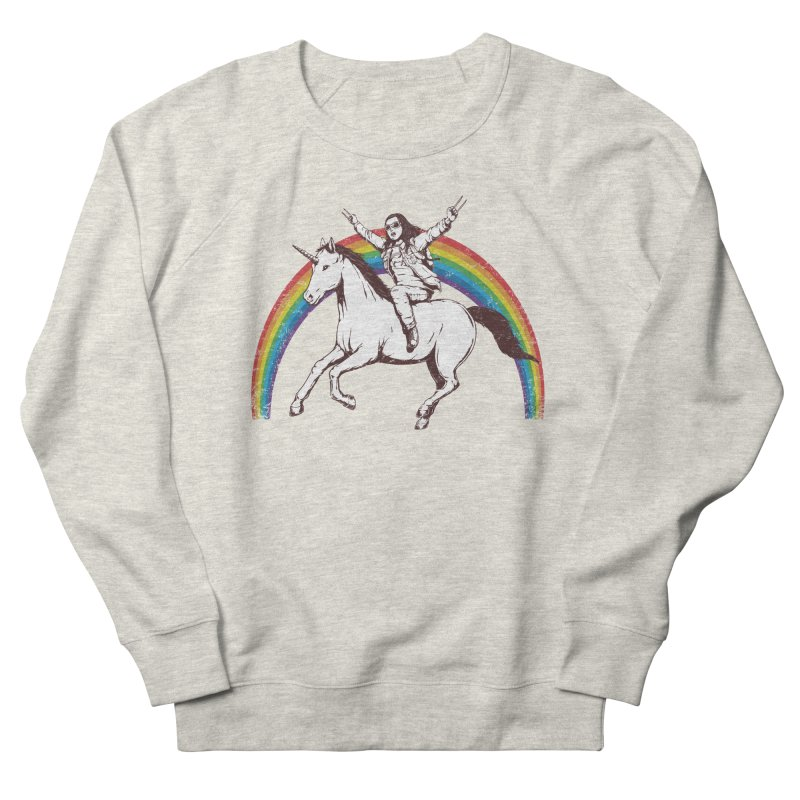 X-treme Unicorn Ride Men's Sweatshirt by Pigboom's Artist Shop