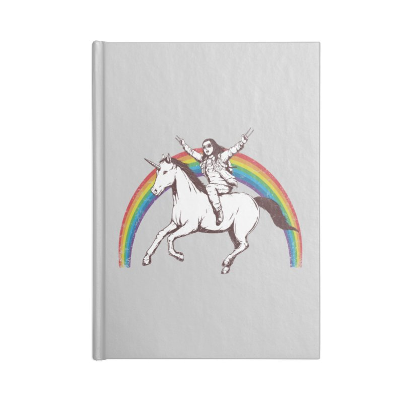X-treme Unicorn Ride Accessories Notebook by Pigboom's Artist Shop