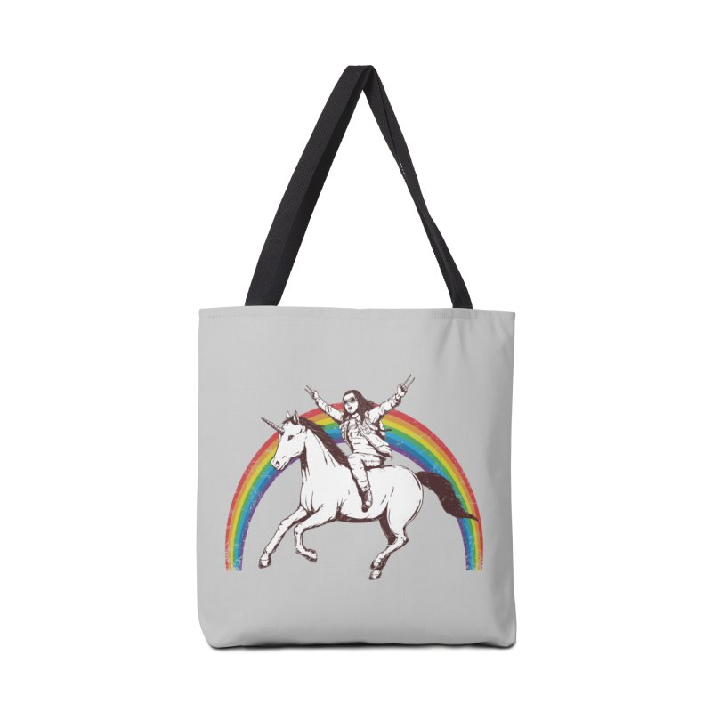 X-treme Unicorn Ride Accessories Bag by Pigboom's Artist Shop