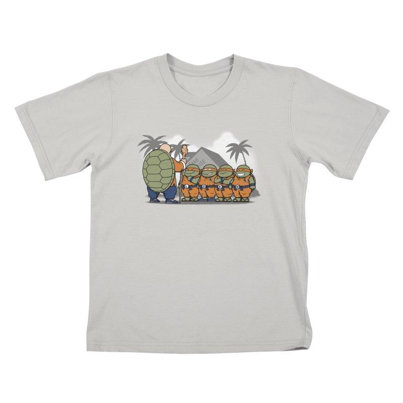 Ninja Kame Kids   by Pigboom's Artist Shop