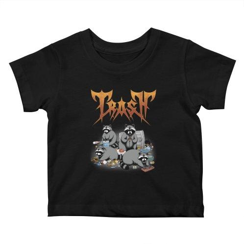 image for Trash Metal Raccoon