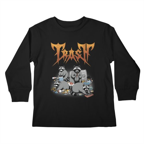 image for Trash Metal Raccoon
