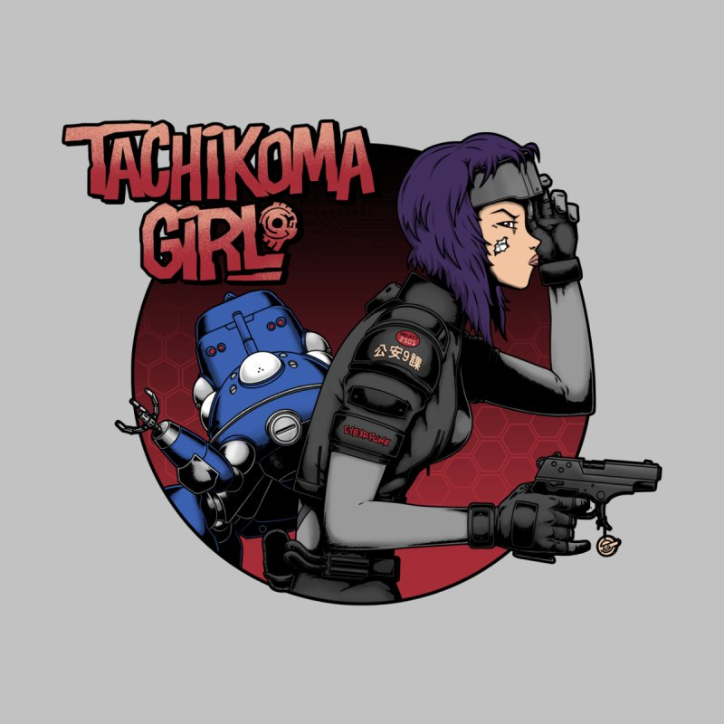 Tachi-Tank Girl   by Pigboom's Artist Shop