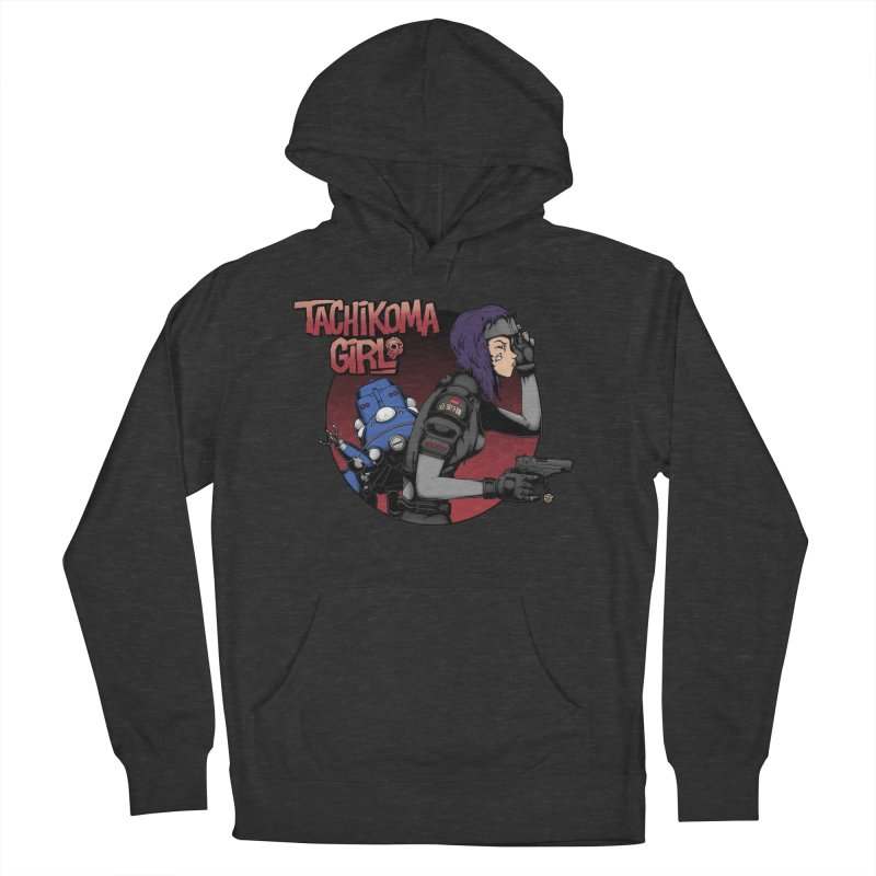 Tachi-Tank Girl Women's Pullover Hoody by Pigboom's Artist Shop
