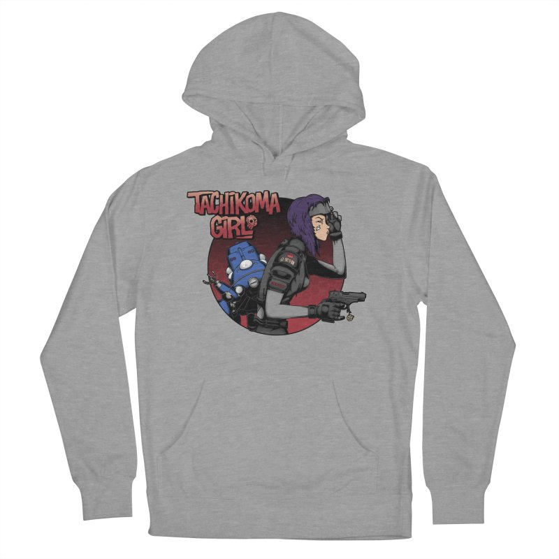 Tachi-Tank Girl Men's Pullover Hoody by Pigboom's Artist Shop