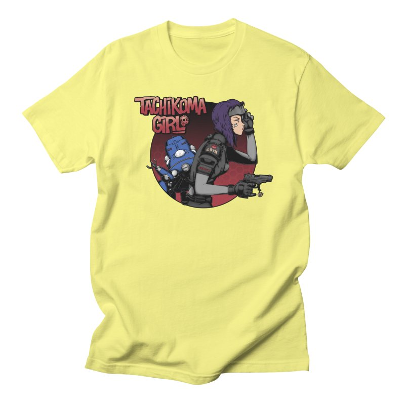 Tachi-Tank Girl Women's Unisex T-Shirt by Pigboom's Artist Shop